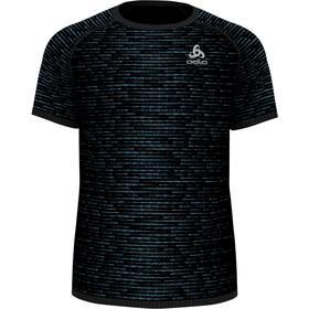 Odlo Blackcomb Ceramicool T-Shirt S/S Crew Neck Men, negro